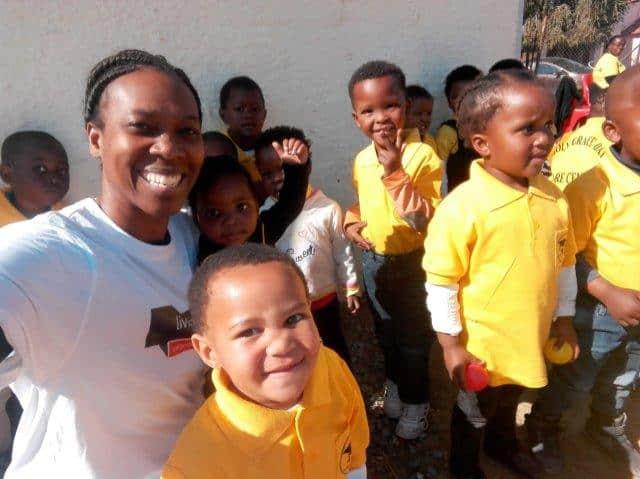 Goldfields Casino_Mandela Day at Holy Grace Crèche