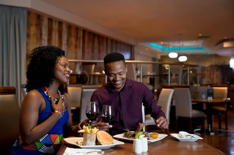 Goldfields Casino_Valentine's Day at Explorers Restaurant